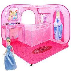 Boutique Mágica Princesas Disney + Princesa Cinderela - R$ 139,99