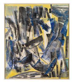 Herbert Zangs | Herbert Zangs. 1924 - Krefeld - 2003. Studierte an der Düsseldorfer ...