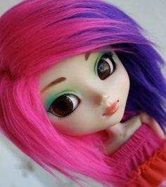 Pullip doll bjd...the colours :')