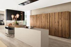 Total Home Design Küchen Design, House Design, Interior Design, Design Interiors, Design Trends, Cocina Office, Latest Kitchen Designs, Modern Kitchen Interiors, Modern Kitchens