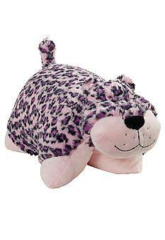 Pillow Pets Signature Lulu Leopard Stuffed Animal Plush Toy - Pink Leopard - 18 In. Pillow Pets, Plush Pillow, Pillow Covers, Buy Pillows, Throw Pillows, Sewing Pillows, White Pillow Cases, Toddler Pillow, Feltro