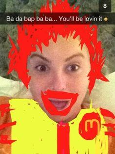 7 Hilarious Snapchat Ideas - Snapchat Ideas - Seventeen
