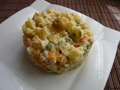 La Cocina de Mery a Dieta: ENSALADILLA RUSA / 6 PROPOINTS POR PERSONA