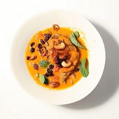 Malaysian Red Curry Beef.