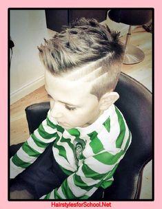 Haircut for teen boy 2018 #haircut