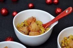 Recettes de Noël prêtes à l'avance Quinoa, No Cook Meals, Guacamole, Entrees, Seafood, Vegetarian Recipes, Food And Drink, Dinner, Eat