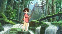 Studio Ghiblis first TV series getting English dub courtesy
