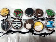 Pirulito Star Wars