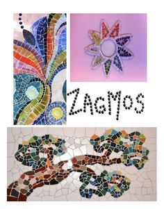 ZAGMOS/PIAN PAJA - FINNISH MOSAIC ART.