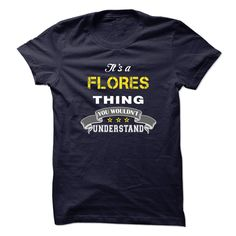 lucky FLORES T-Shirts, Hoodies. Check Price Now ==► https://www.sunfrog.com/LifeStyle/lucky-FLORES-Buy-it-Now.html?41382
