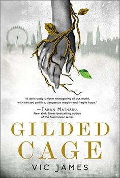 """In an England ruled by magic-wielding aristocrats, Luke and his sister risk everything to win their freedom… A mesmerizing adventure that """"will keep readers on the edges of their seats"""" (Publishers Weekly starred review)."""