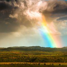 Gorgeous Rainbow Photography