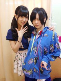 Iwata Karen, Sato Sumire #AKB48