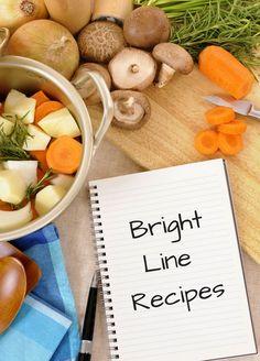 Bright Line Recipes