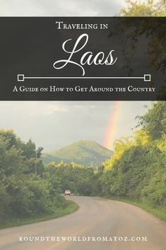 When we began planning our trip to Laos to get our #EducationVisa, we knew we should make the most of the trip.   Despite the lack of infrastructure in some areas, there are plenty of options while traveling around Laos. Here is our quick guide to the choices you have and what to expect while traveling in #Laos. #laostravel #travelinginlaos #laostransportation