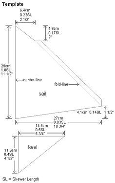 How To Make A Mini Kite  Paprov DrakKite    Minis