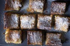 gooey butter cake by smitten, via Flickr