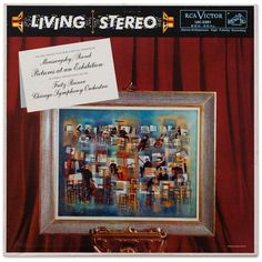 Mussorgsky - Ravel - Pictures At An Exhibition - Reiner - Chicago Symphony Orchestra on 200g LP