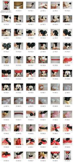 풍선하하 balloonhaha ㅡ 원본 사진 ㅡ 큰 사진은 이메일로 보내드립니다: 교육용 038 미니마우스