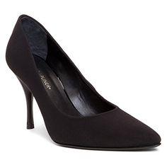 DONALD J PLINER Donald J Pliner Brave Canvas Heels. #donaldjpliner #shoes #shoes