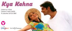 Kya Kehna - A story about a girl named Priya (Preity Zinta) who is the apple of her parents' eyes. She defied the Indian culture when she got pregnant out of marriage by Saif Ali Khan. She decided not to abort but to give birth to the child. Her childhood friend (Chandrachur Singh) who is secretly in love with her helps her.