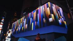 Times Square 4K Screen Launch, New York on Vimeo
