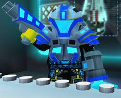 . Rangers Gear, Lego Universe, Nikola Tesla
