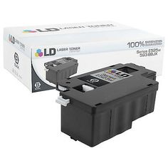 Black Laser Toner Cartridge for Dell Multi- Function Printer 593-BBJX / DPV4T