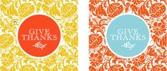 Give Thanks  #FREE #Thanksgiving #Printables