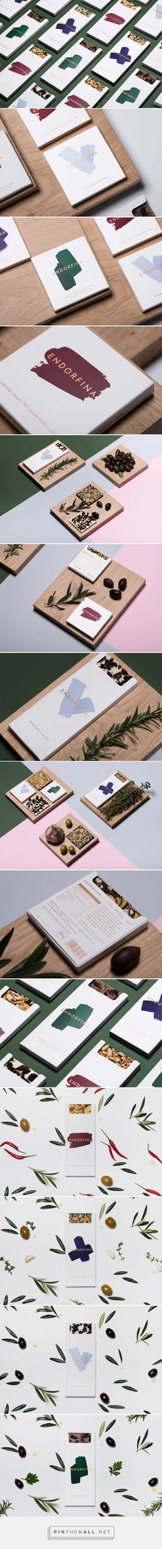 Endorfina Specialty Chocolate Packaging by Marysia Markowska | Fivestar Branding Agency – Design and Branding Agency & Curated Inspiration Gallery