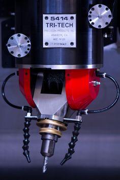 5 Axis - CNC Machining Head - Tri-Tech