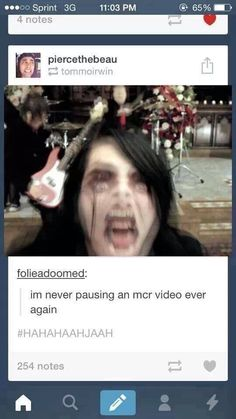 My Chemical Romance - That's scary XD