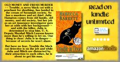 """#READ #FREE on #KindleUnlimited #BOOK Trouble in Dixie by Rebecca Barrett http://amzn.to/2rTVieB  OLD MONEY AND FRESH MURDER """"Great story with a suspenseful and surprising end"""" """"I Love Trouble!""""  #amreading #cozy #mystery #animals #suspense #mustread #ebook @rebeccacbarrett"""