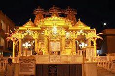 Golden jain Temple at Falna- Rajsthan