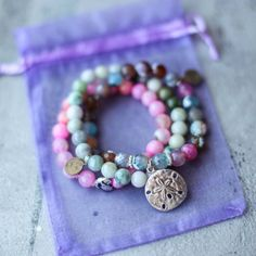 Bohemian bracelets for free spirits. Fay with love.