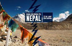 DIADA solidaria por NEPAL - Palma