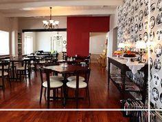 Burgundy Restaurant Restaurant Guide, Restaurants, Burgundy, Table, Furniture, Home Decor, Decoration Home, Room Decor, Restaurant