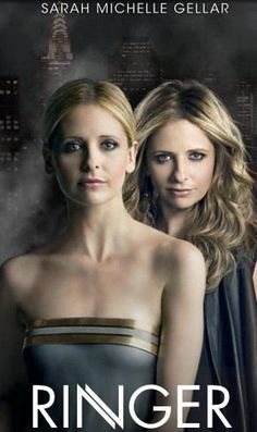 Sarah Michelle Gellar in tv series 'Ringer' She Movie, Movie Tv, Vampires, Sarah Michelle Gellar Buffy, Freddie Prinze, Buffy Summers, Liv Tyler, Buffy The Vampire Slayer, Film