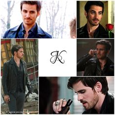 K = Killian Jones