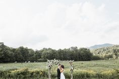 Stowe Vermont Wedding Inspiration - Ashley Largesse Photography