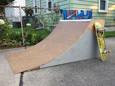Posts about ramp plans written by Scooter Ramps, Bmx Ramps, Skateboard Ramps, Backyard Skatepark, Skate Ramp, Kids Skateboards, Cheese Popcorn, Posts, Kid Activities