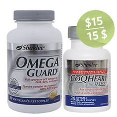 ShirtimeHealth: LOVE YOUR HEART SPECIAL OFFER BUY OMEGAGUARD - GET COQHEART FO…   FindSalesRep.com