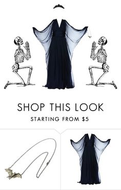 """Queen of the damned"" by lady-frankenstein ❤ liked on Polyvore featuring goth, vampire and queen"