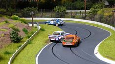 Slot Car Racing, Slot Car Tracks, Slot Cars, Kids Growing Up, Diecast Model Cars, Model Trains, Diorama, Miniature, War