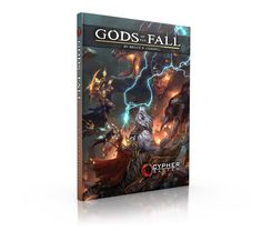 Gods of the Fall https://www.kickstarter.com/projects/montecookgames/worlds-of-the-cypher-system #CypherSystem