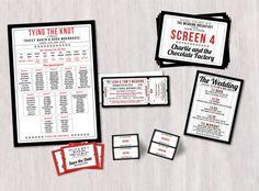 Personalised Cinema / Film/ Movie / Theatre / by DesignedByJoe