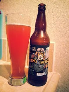 Addison's Guide to Better Beer: American Brewing: Flying Monkey Pale Ale