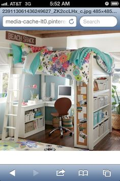 Kylie needs something like this in her room