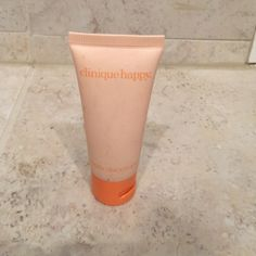 Spotted while shopping on Poshmark: Clinique happy body smoother lotion moisturizer! #poshmark #fashion #shopping #style #Clinique #Other