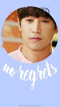 """No Regrets"" #또오해영 #AnotherOhHaeYoung #EricMun #에릭 #문정혁 #신화 #SHINHWA #AnotherMissOh"